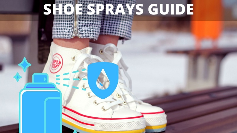 12 Best Shoe Protector Sprays for White