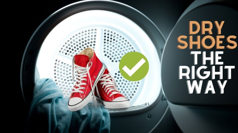 Is it Safe to Put Shoes in the Dryer?
